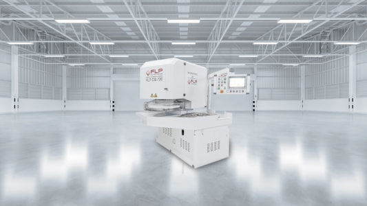 Eine FLP DS 260 Maschine von FLP Microfinshing