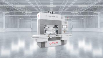 Eine High Precision 830 Maschine von FLP Microfinshing