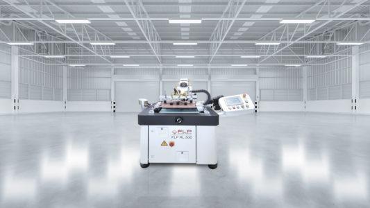 Die FLP Microfinishing FLP RL 500 Maschine