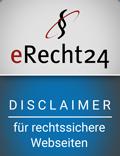 Siegel von eRecht24