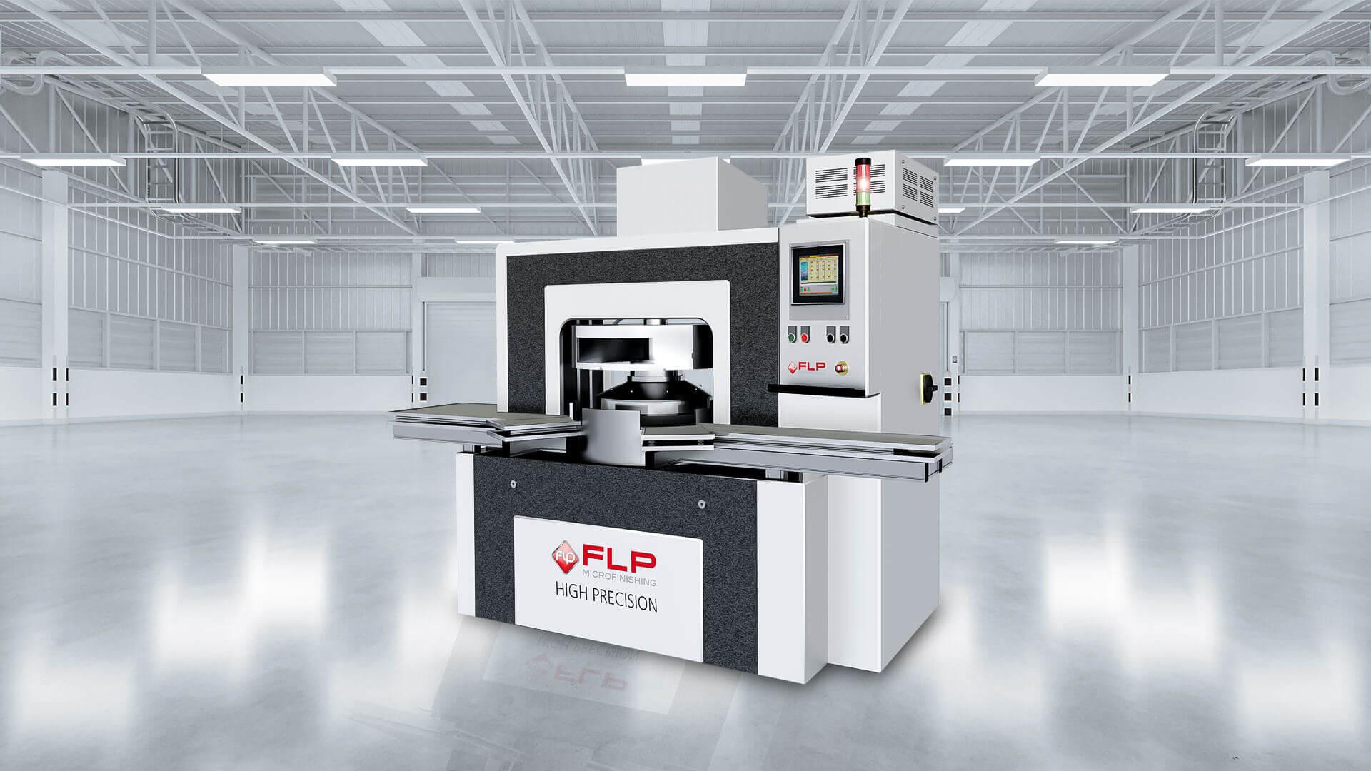 2-seitige Bearbeitungsmaschinen - High Precision
