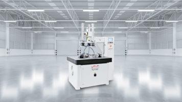 Die FLP 600 Maschine der FLP Microfinishing GmbH
