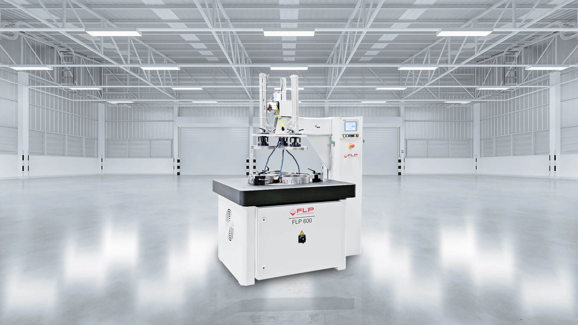 1-seitige Bearbeitungsmaschinen - Single Precision
