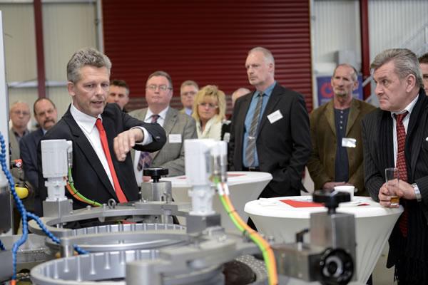 Geschäftsführer der FLP Microfinishing GmbH Thomas Rehfeldt