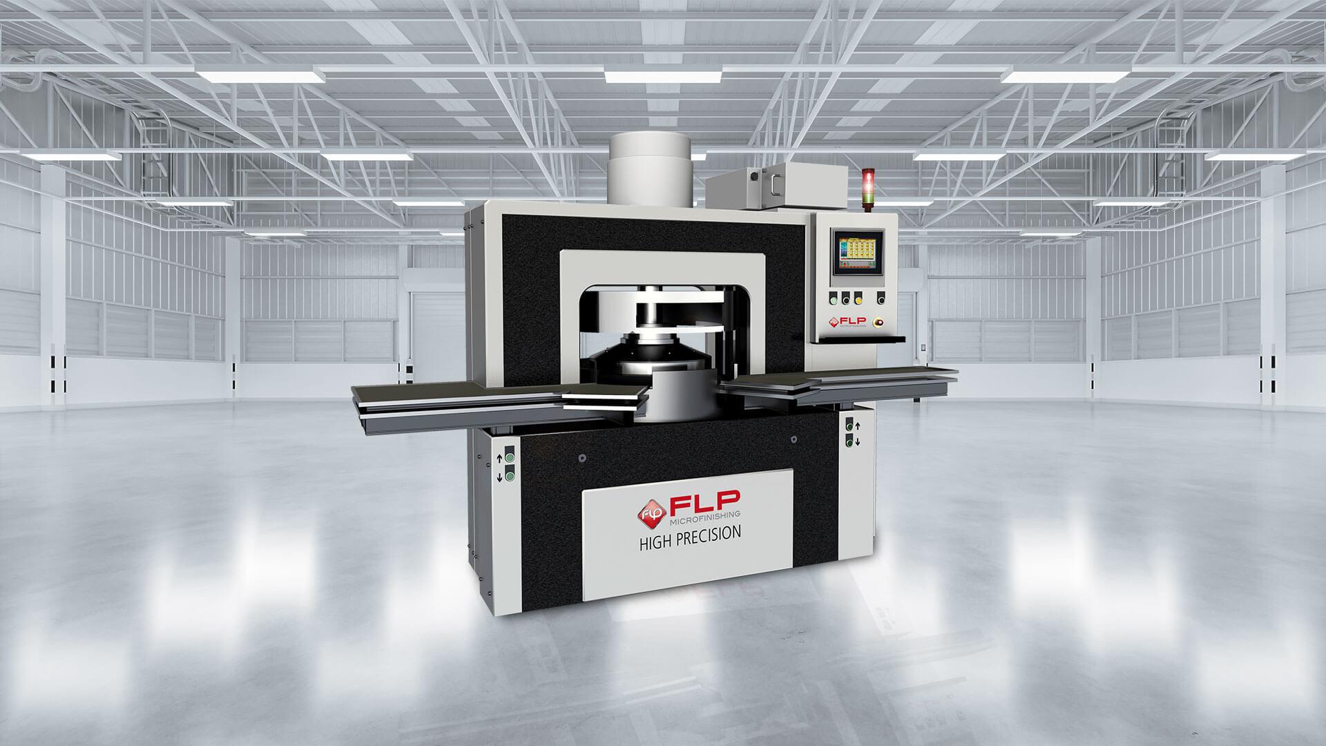 Optik-Poliermaschinen - High Precision nano